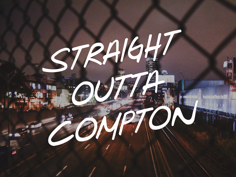 800x600 Straight Outta Compton By Olivia Montagnese