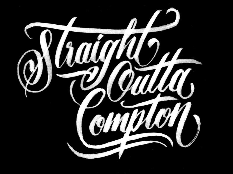 800x600 Straight Outta Compton Logos