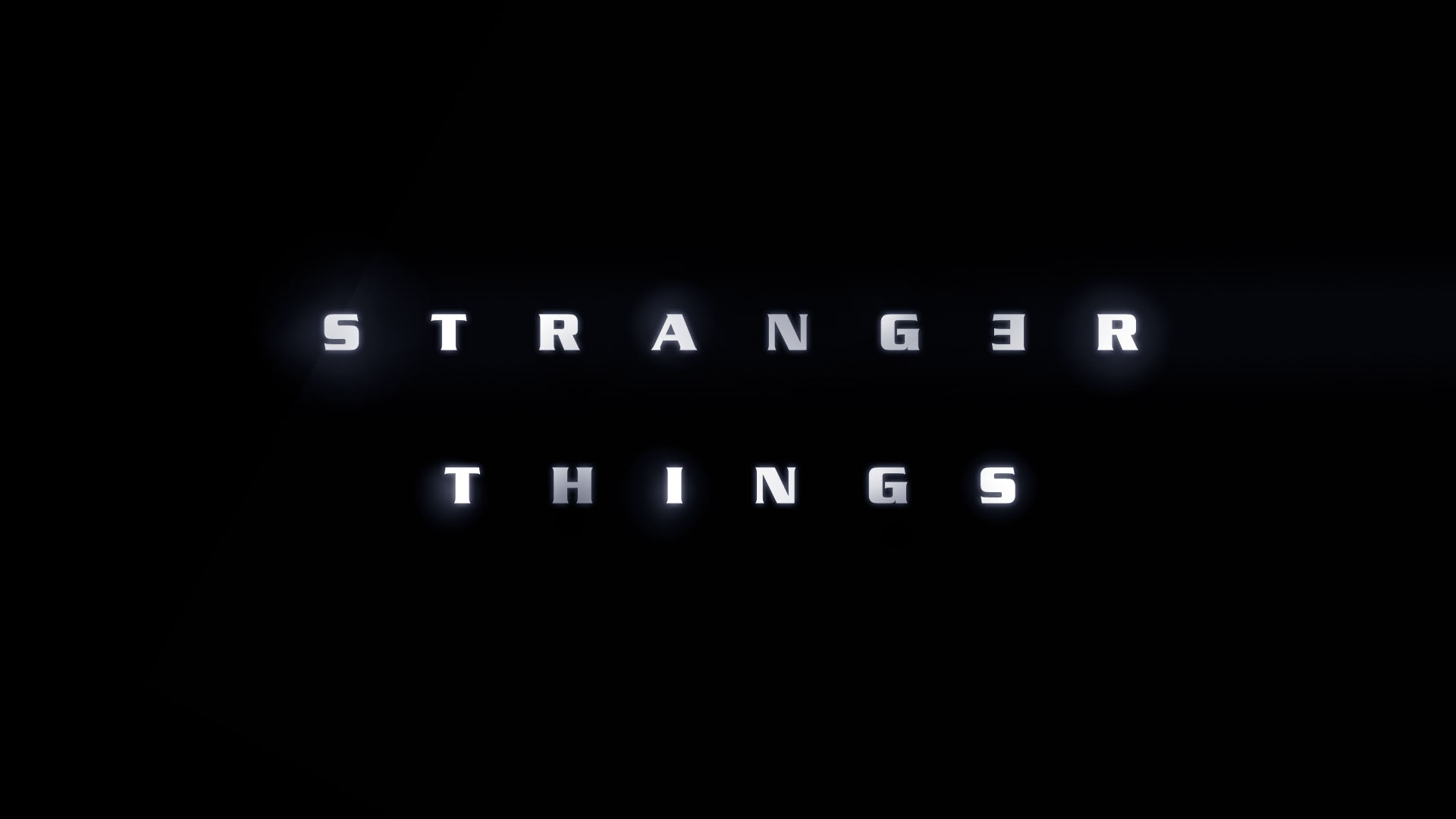1920x1080 Stranger Things Font A History Of The Retro Typeface Time