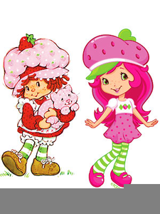 225x300 Modern Strawberry Shortcake Clipart Free Images