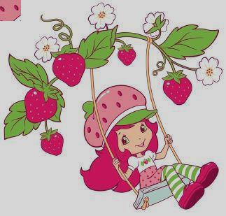 323x309 Strawberry Shortcake Images Clipart All About Clipart