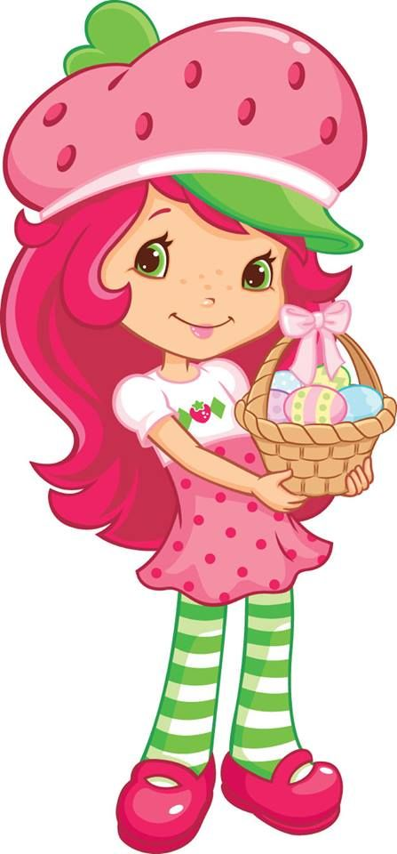 447x960 Strawberry Clipart Strawberry Girl ~ Frames ~ Illustrations ~ Hd
