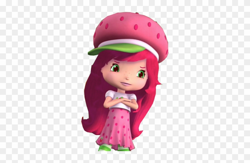 840x550 Angry Strawberry Shortcake Vector By Pardorobles1234