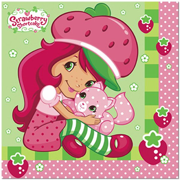 600x600 Strawberry Shortcake Images Clipart Pin Strawberry Clip Art