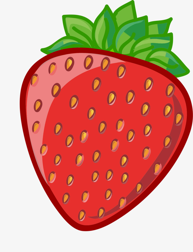 650x848 Strawberries Png Vector Material, Strawberry, Vector Material, Png