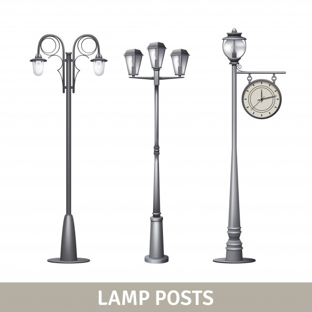 626x626 Street Lamp Vectors, Photos And Psd Files Free Download