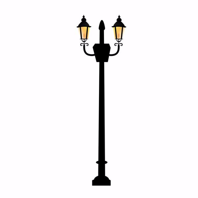 640x640 Street Light Vector, Street, Light, Lamp Png And Psd File For Free