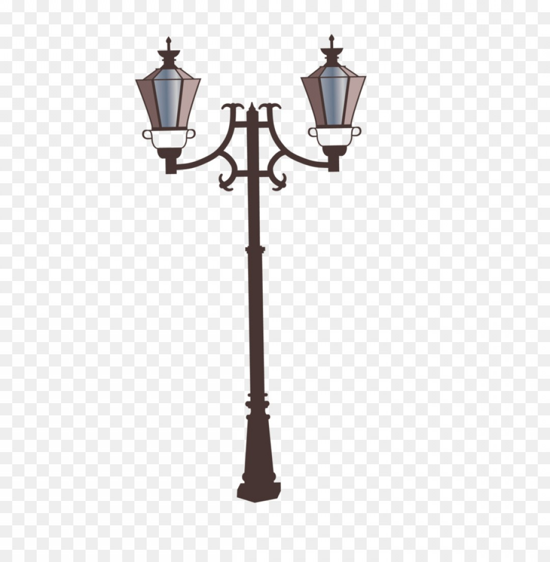 1080x1104 Png Street Light Lamp French Street Lights Vector Mate Arenawp