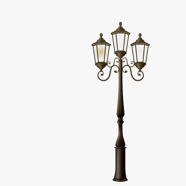 650x651 City Street Lights, City Vector, City, Street Light Png And Vector