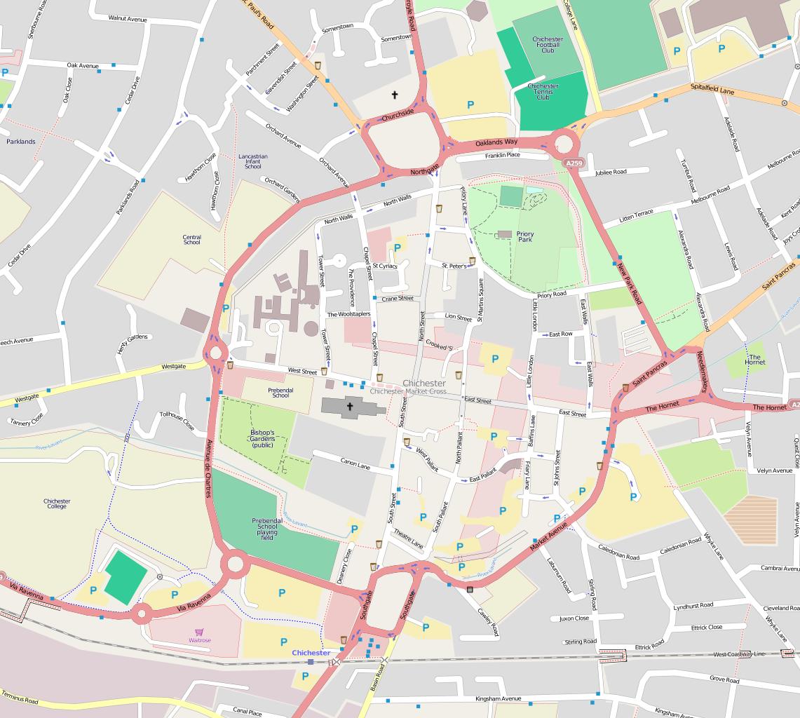 1141x1024 Fileopen Street Map Chichester.svg