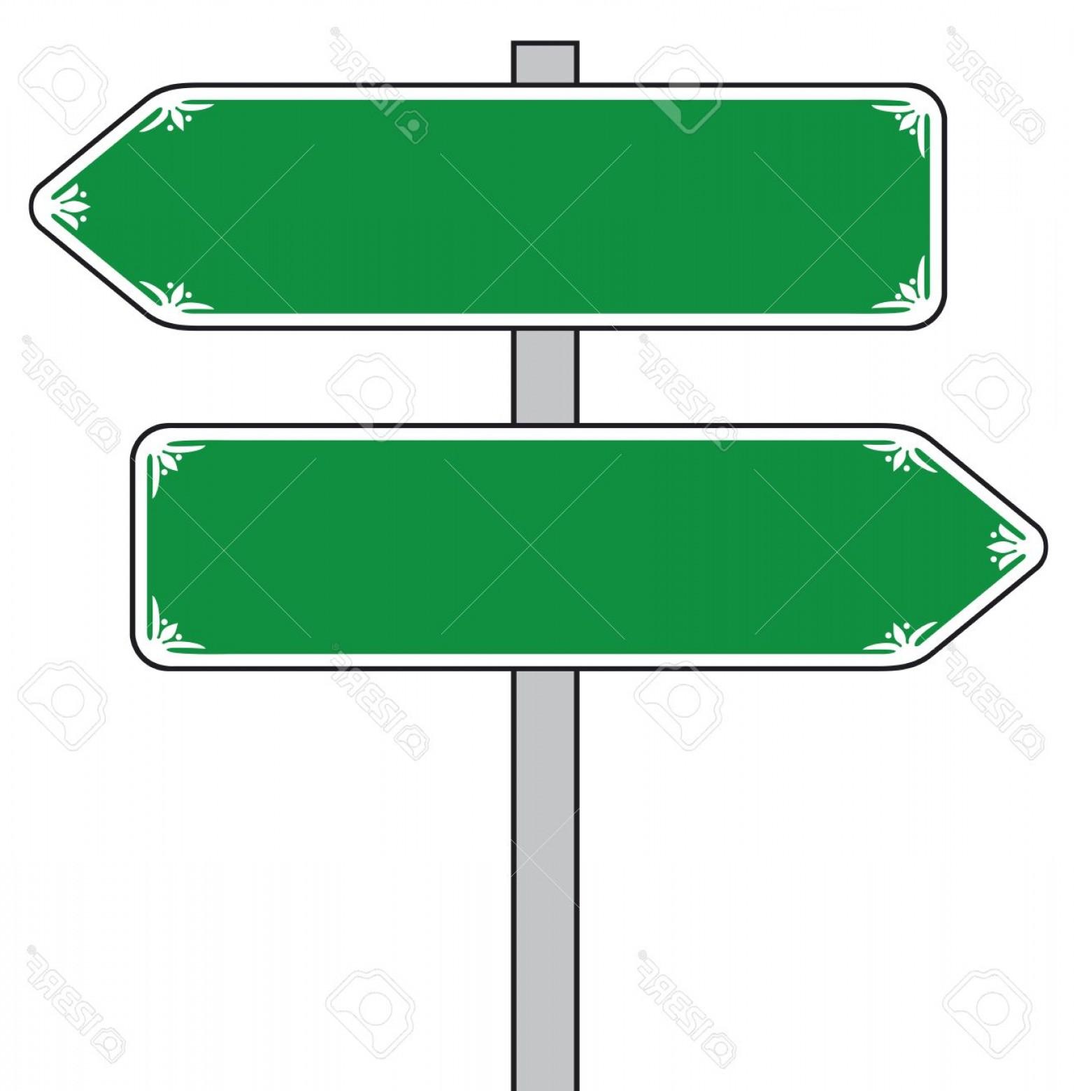 1540x1560 Green Street Sign Vector Lazttweet
