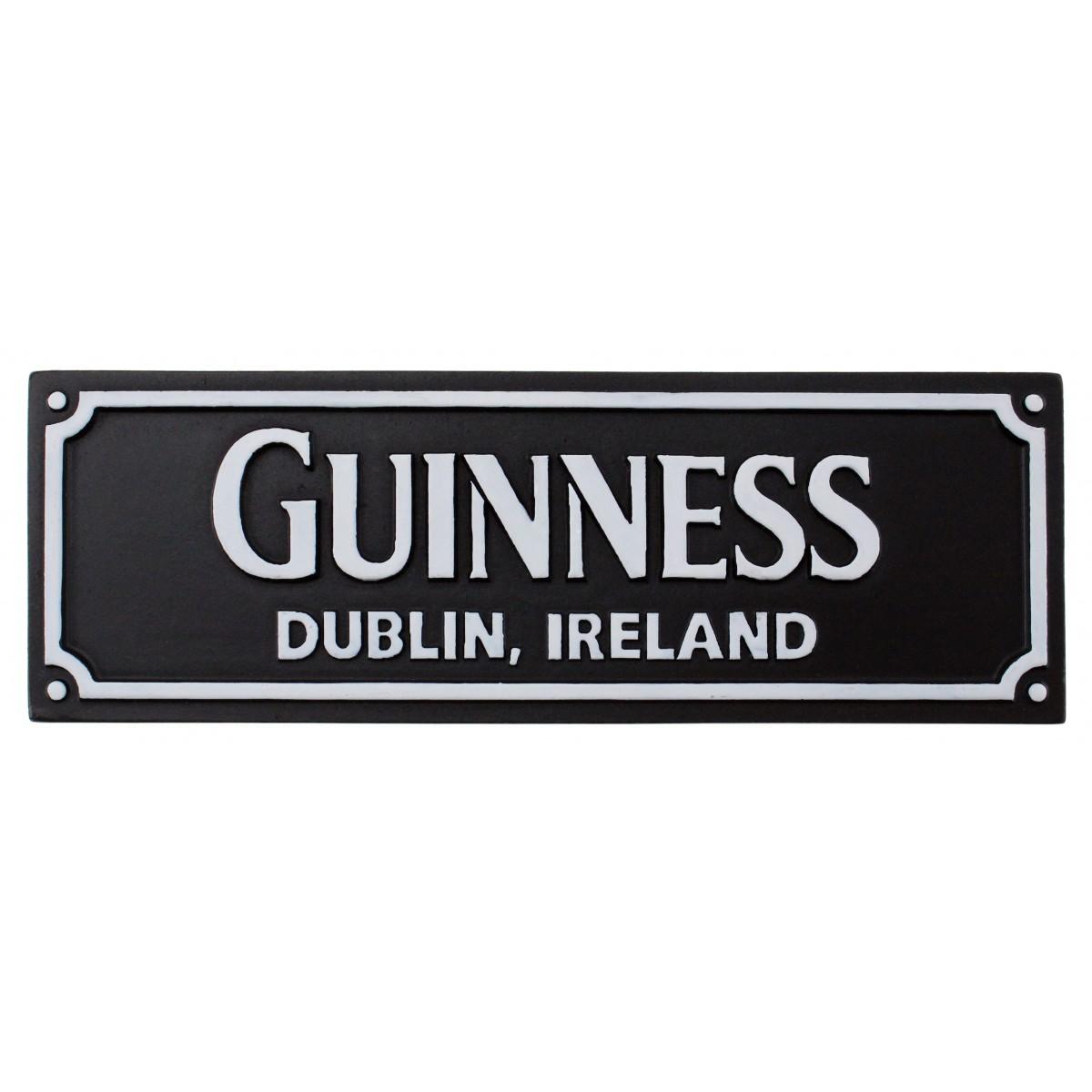 1200x1200 Guinness Vintage Street Sign Magnet