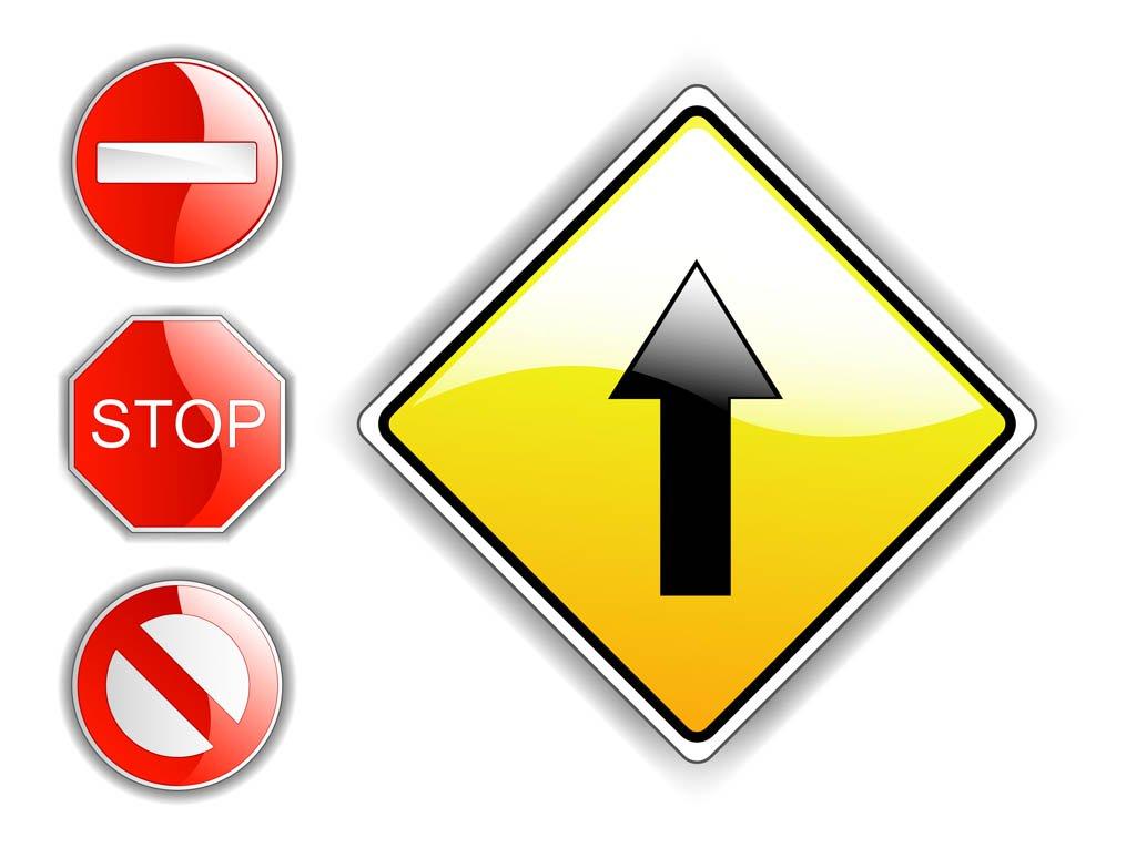 1024x765 Street Signs Vector Art Amp Graphics