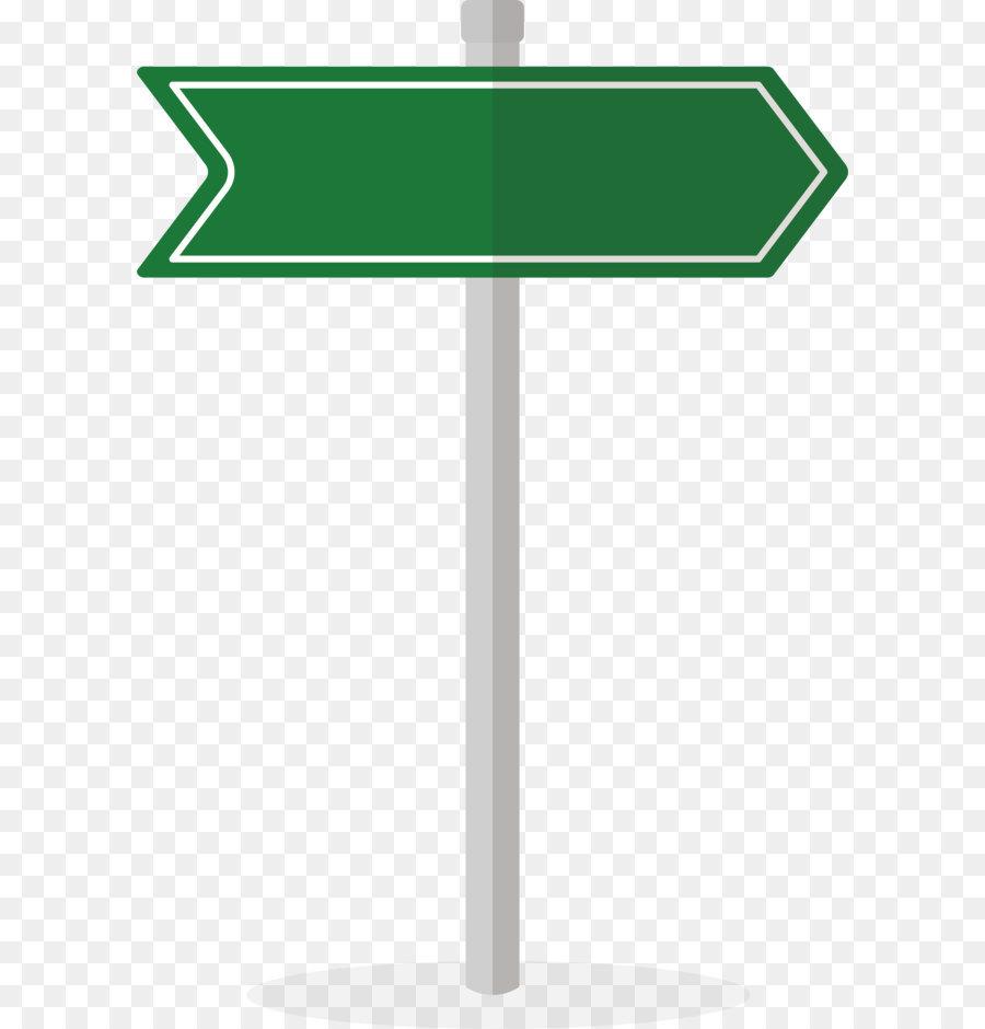 900x940 Traffic Sign Arrow Euclidean Vector