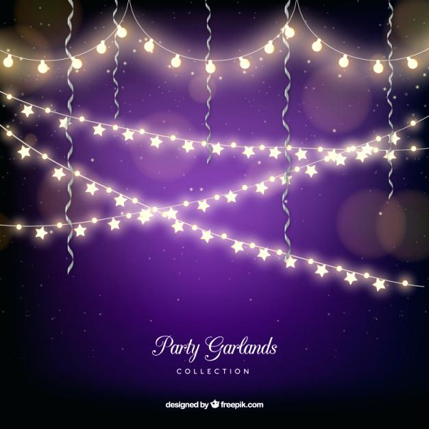 626x626 Purple String Lights Sweetolive