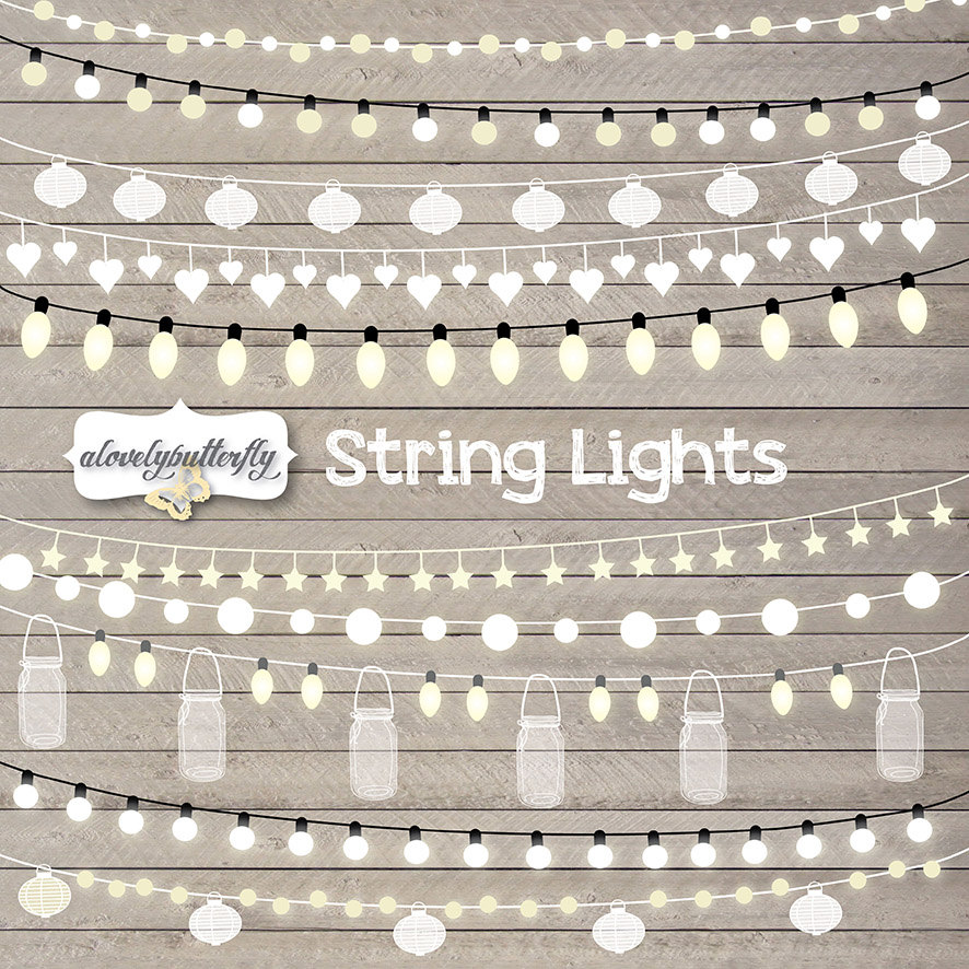 886x886 Collection Of Fairy Lights Clipart Free High Quality, Free