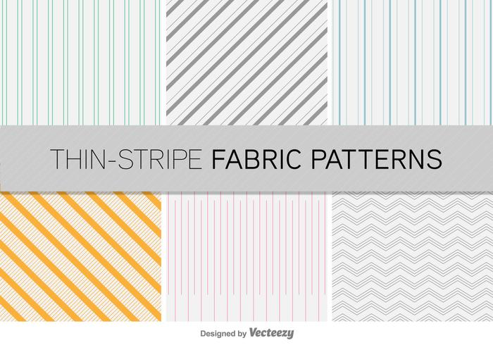 700x490 Thin Stripe Vector Patterns
