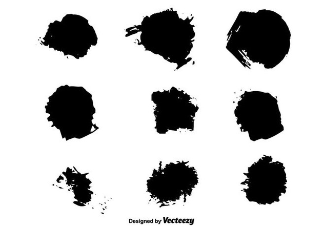 632x443 Brush Stroke Vectors Free Vector Download 350613 Cannypic