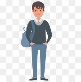 260x261 High School Student Png, Vectors, Psd, And Clipart For Free