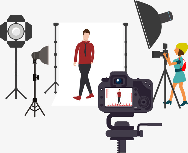 650x528 Studio Photo Shoot, Profession, Photography, Model Png And Vector