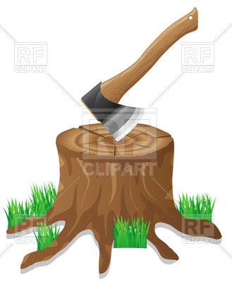 Stump Vector