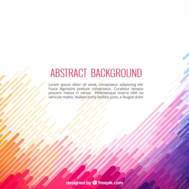 626x626 Abstract Background In Colorful Style Vector Free Download
