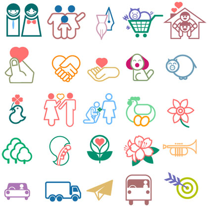 420x420 Line Style Vector Icon Free Icon All Free Web Resources For