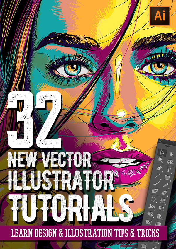 600x850 Adobe Illustrator Tutorials 32 New Vector Tutorials To Learn