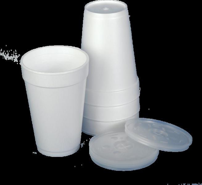 Styrofoam Cup Vector