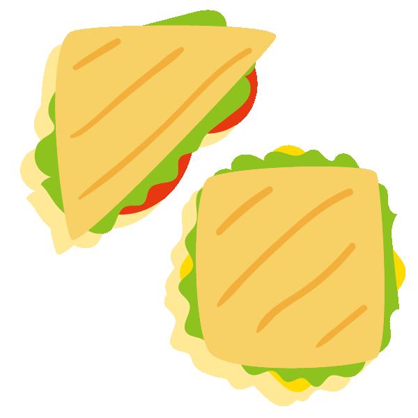 600x600 Panini Hamburger Club Sandwich Submarine Sandwich Fast Food