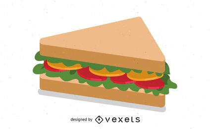 424x260 Sandwich Vector Amp Graphics To Download