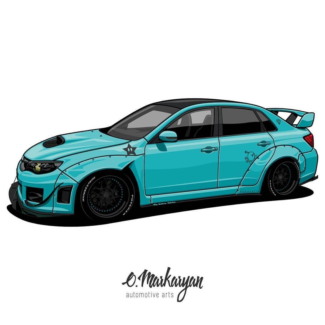 1080x1080 Pin By Kotov On Subaru Car Illustration, Subaru And