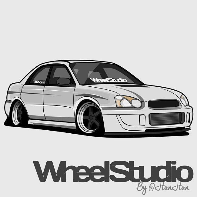 650x650 Subaru @jtanjtan