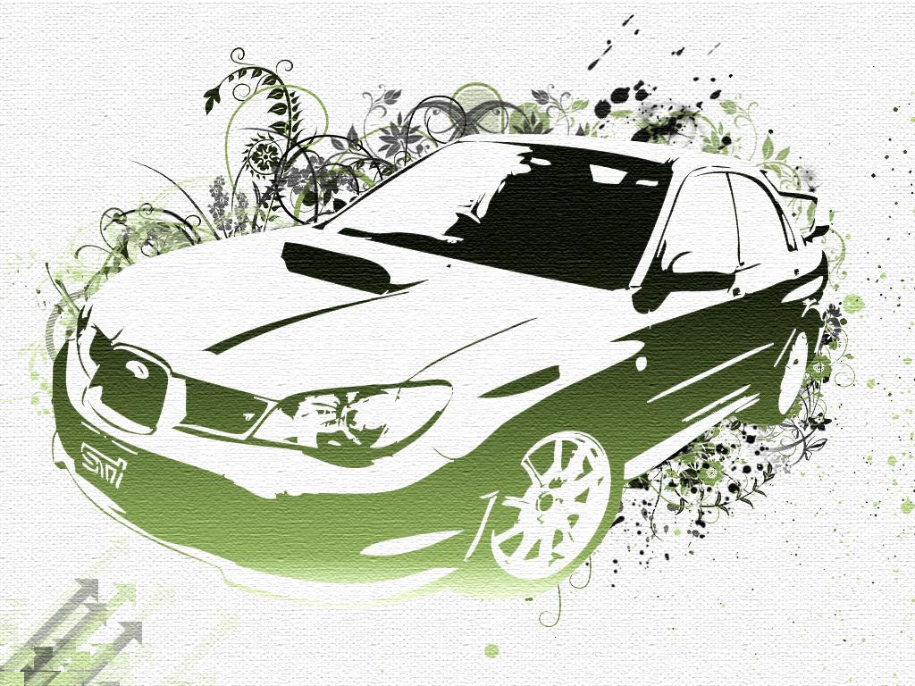 1024x768 2010 Subaru Impreza Wrx Sti Hatchback.2010 Subaru Impreza Wrx Sti