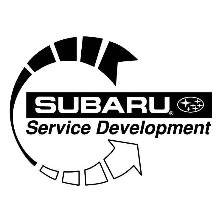 745x745 Subaru Service Development 0 Free Vector 4vector