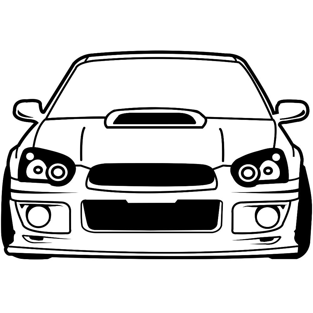 1000x1000 Amusing Subaru Logo Vector Pictures
