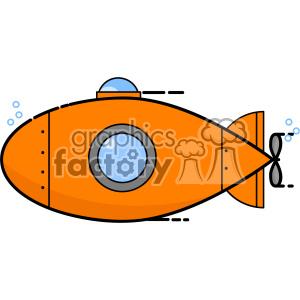 300x300 Royalty Free Submarine Vector Clip Art Images 403933 Vector Clip