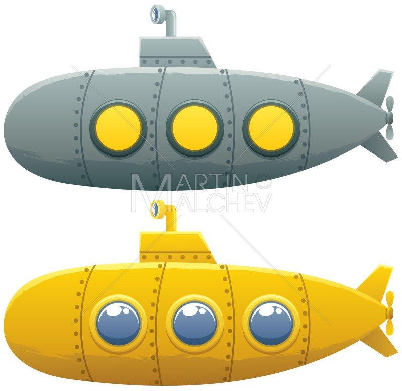 800x777 Submarine
