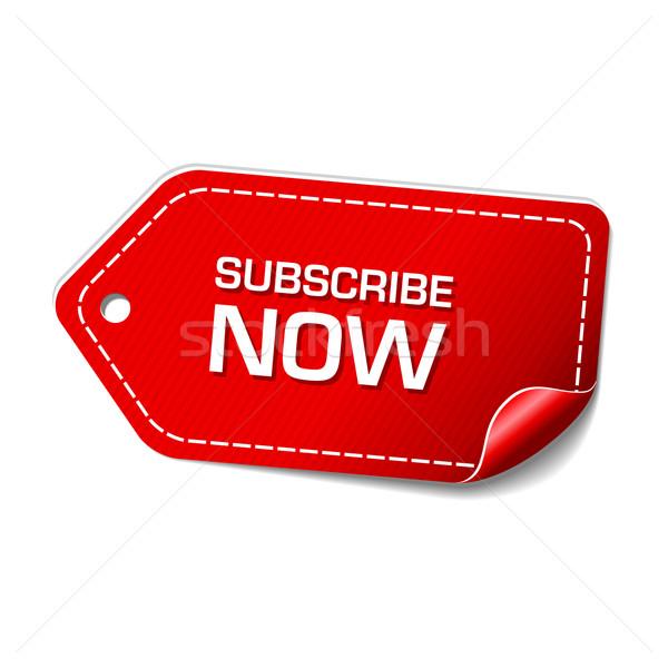 600x600 Subscribe Now Red Vector Icon Design Vector Illustration Rizwan