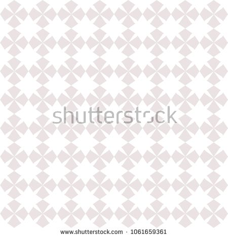 450x470 Subtle Vector Ornamental Seamless Pattern. Minimalist Geometric