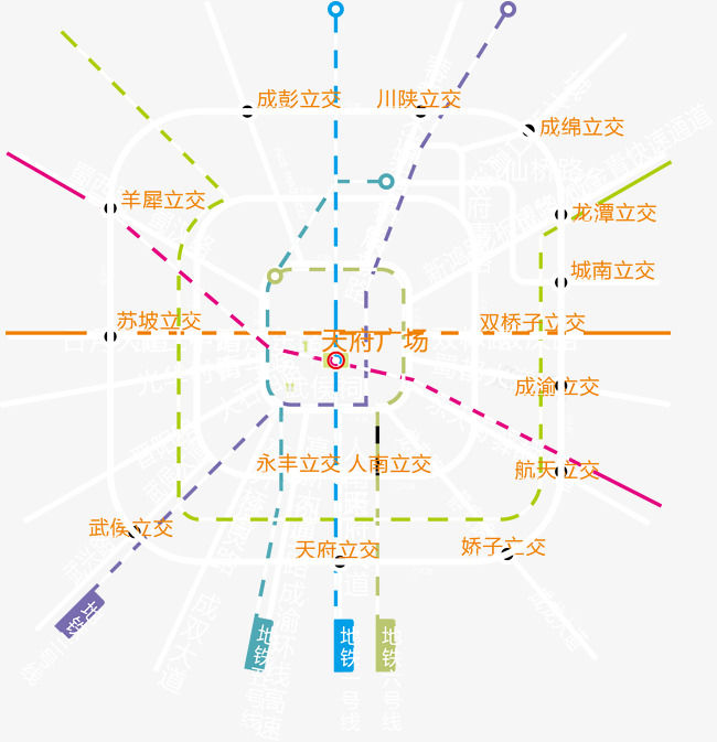 650x673 Chengdu Subway Route Map, Map Vector, Vector Road Map, Subway