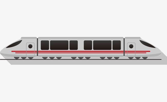 650x400 Simple Modern Subway Train Vector, Train Vector, Traffic, Subway