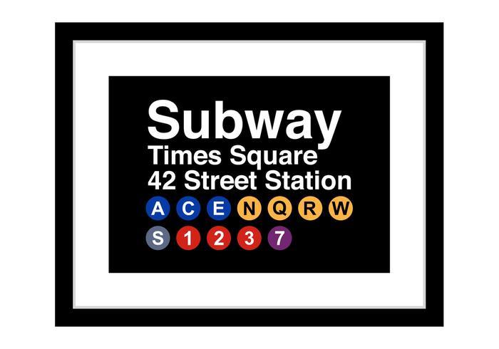 700x490 Subway Free Vector Art