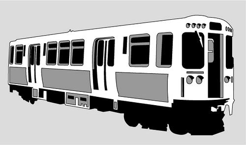 500x295 Subway Car Vector Michael Dale Bernard