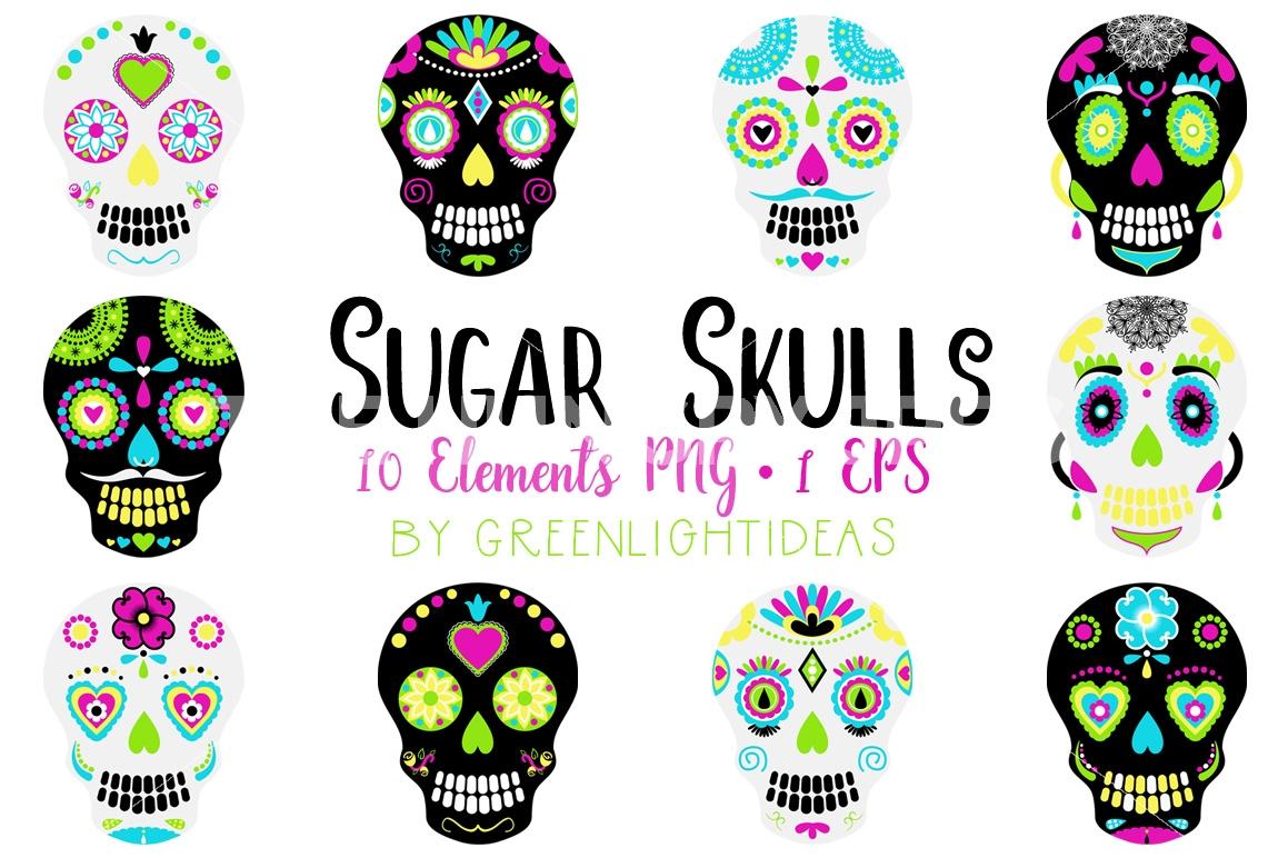 1150x772 Sugar Skulls Clipart, Day Of The Dead Clipart, Sugar Skulls Vector