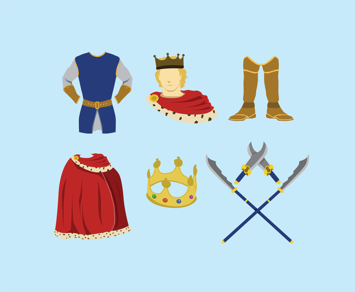 1136x936 Royal King Suit Vector Vector Art Amp Graphics