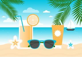 286x200 Summer Free Vector Art