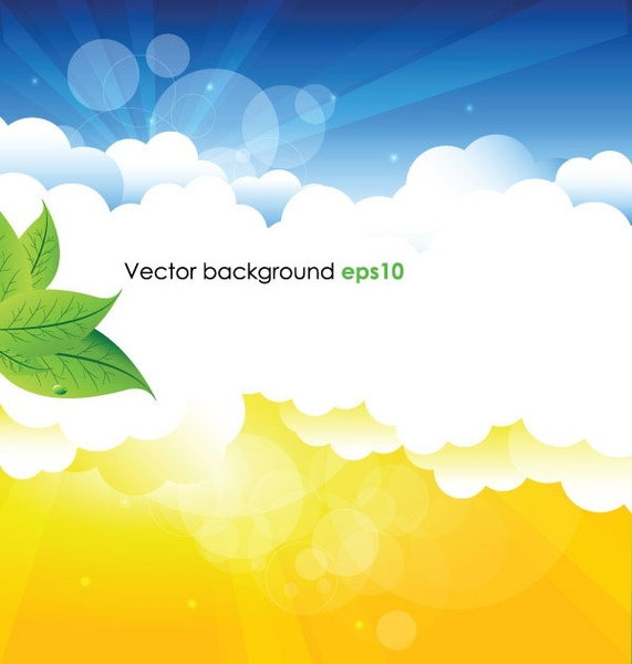 571x600 Summer Background Vector 1 Free Vector In Encapsulated Postscript