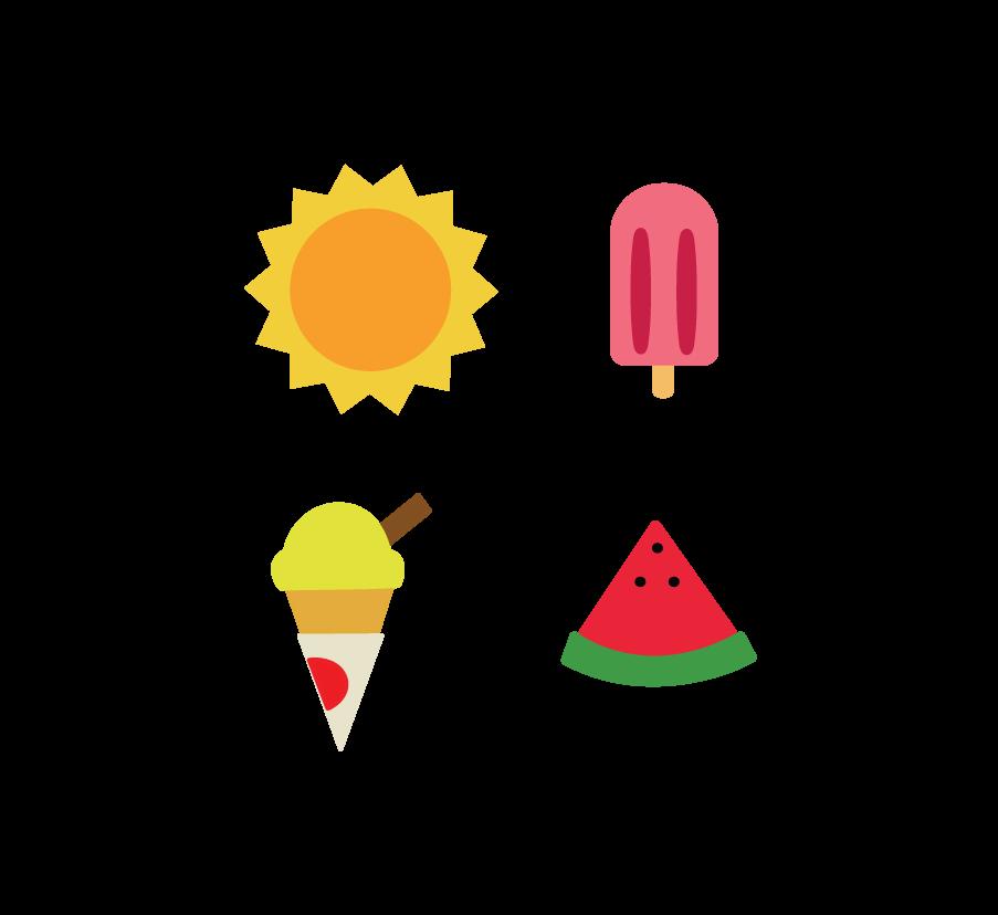 Summer Vector Free