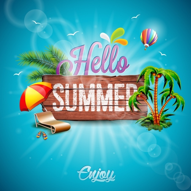 626x626 Summer Vectors, +66,000 Free Files In .ai, .eps Format